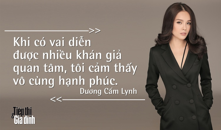 dien vien Duong Cam Lynh hinh anh
