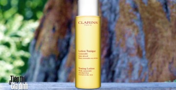 Toning Lotion with Camomile, Clarins