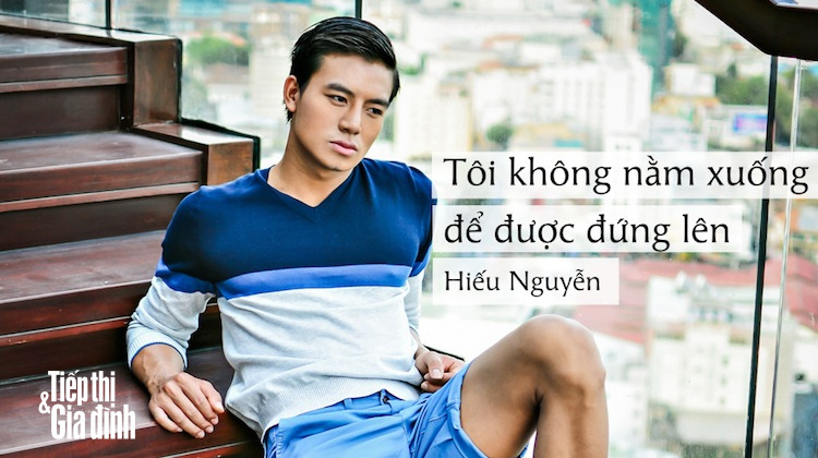 Dien vien Hieu Nguyen hinh anh