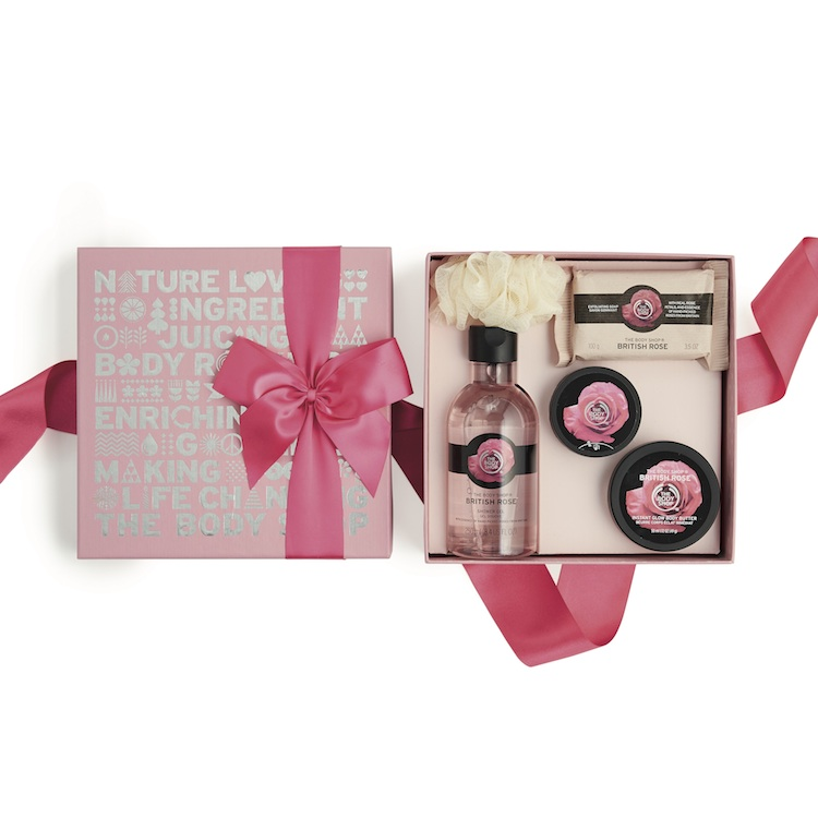The Body Shop British Rose hinh anh 1