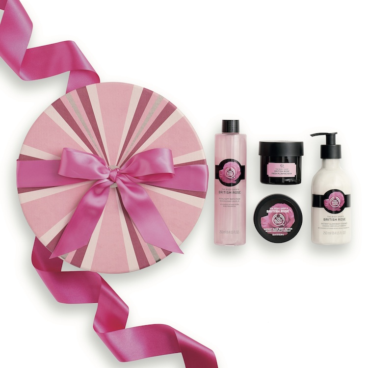 The Body Shop British Rose hinh anh 2