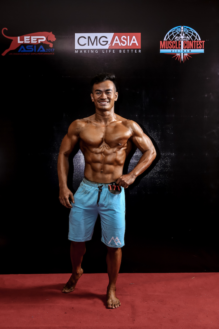 Muscle Contest Việt Nam 1