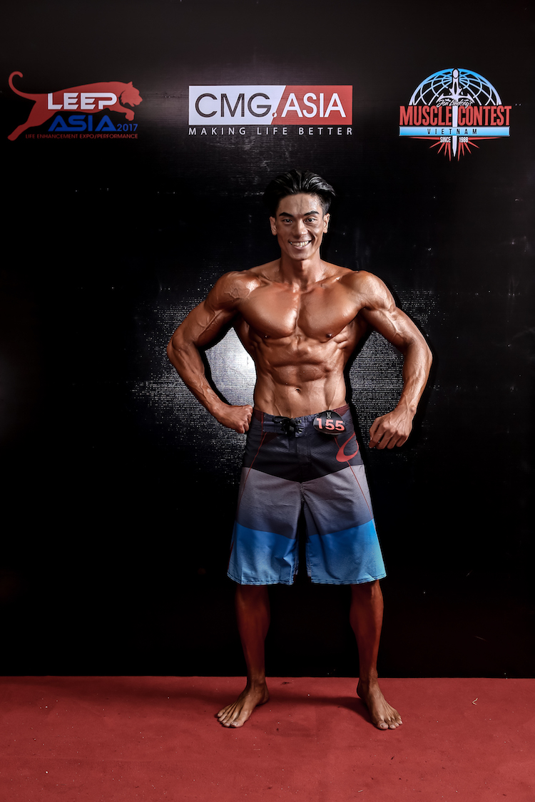 Muscle Contest Viet Nam 3