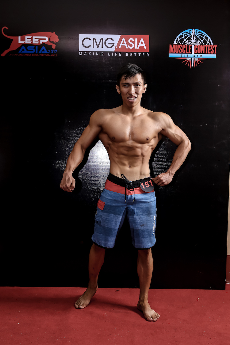 Muscle Contest Viet Nam 4