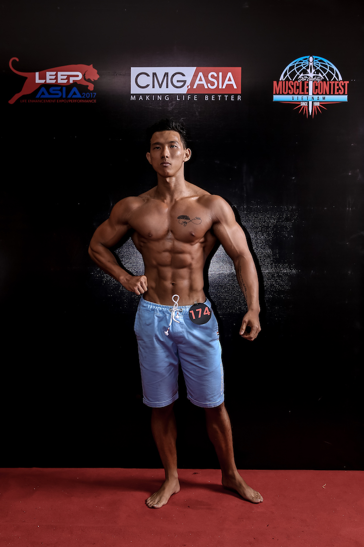 Muscle Contest Viet Nam 5