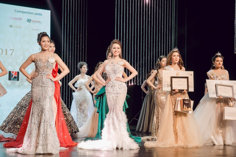 Miss Perfect Global Beauty 2017 1