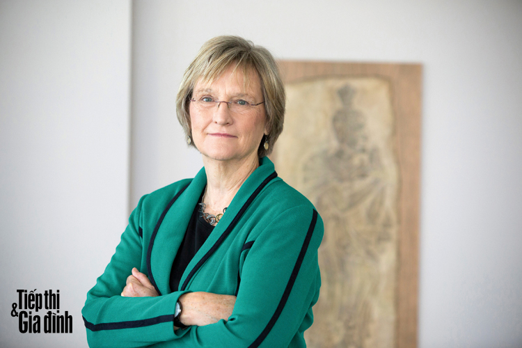 Drew Gilpin Faust hinh anh 1